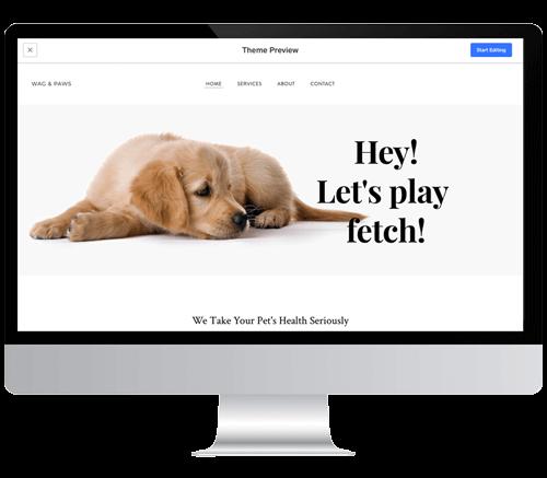 dog websites