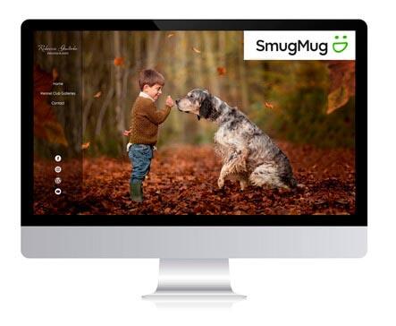 dog photographers websites