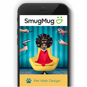 WEB DESIGN FOR DOG GROOMERS