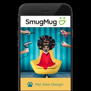 pet business web design
